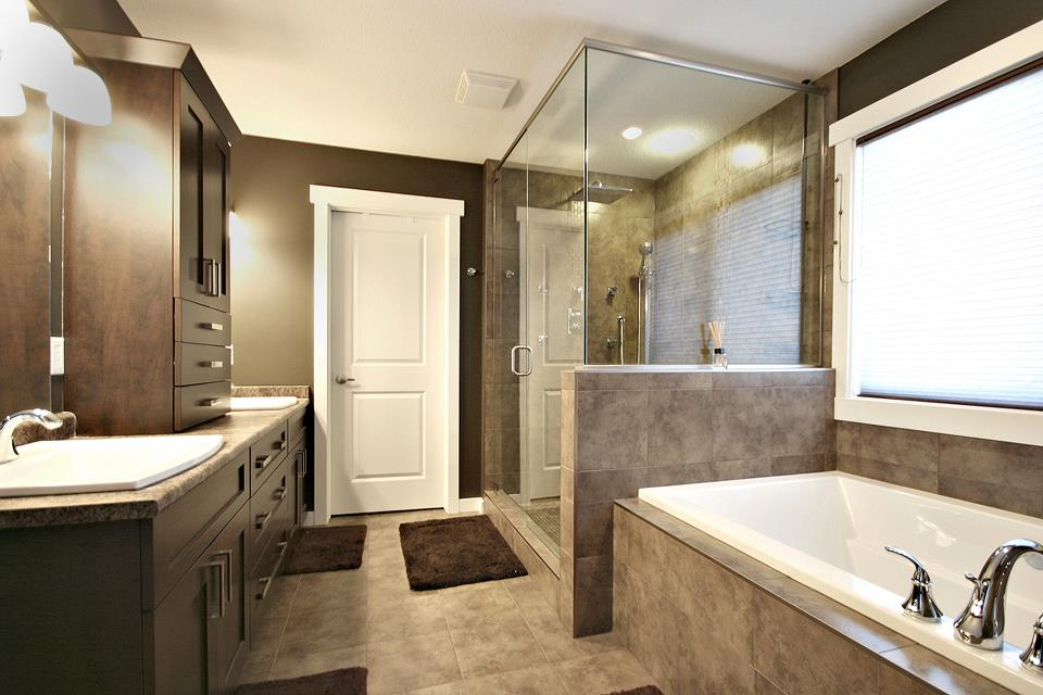 Transitional Bathrooms transitional bathrooms - gem cabinets