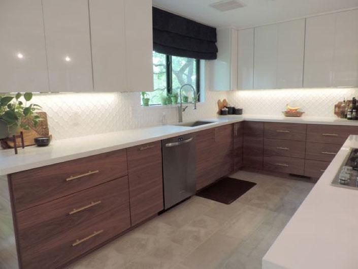 White Walnut Kitchens We Love Gem Cabinets