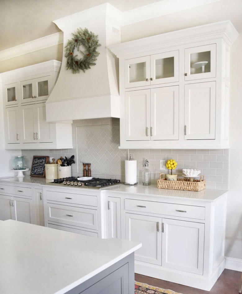 Why You Should Incorporate Glass Cabinets in Your Kitchen ...