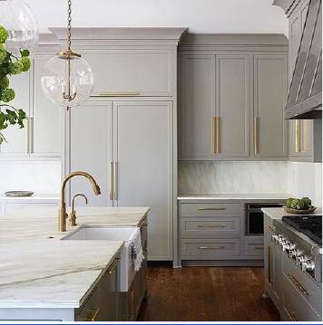 Brass Hardware Gem Cabinets, Brass Handles For Kitchen Cabinets